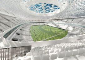 VTB Arena Rusland's hoofdstadion WK voetbal 2018