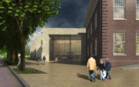 Hans van Heeswijk ontwerpt museum Hans Melchers