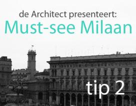 Must-See Milaan tip 2: Back Stage On Stage