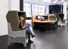 M Furniture van Lensvelt door Niels van Eijk & Miriam van der Lubbe