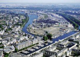 MVRDV ontwikkelt visie schiereiland Caen