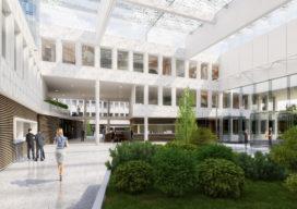 MVSA Architects ontwerpt uitbreiding kantoor NCIA