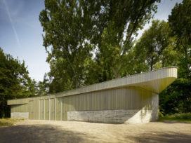 Parkgebouw Beatrixpark