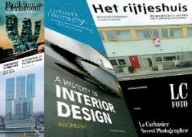De beste design- en architectuurboeken van 2014