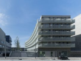 Woningbouw eigen aan IJburg