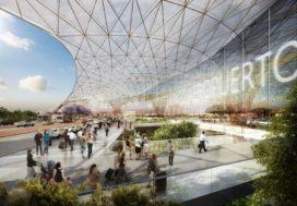 NACO wint luchthaven in Mexico-Stad