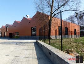 School voor kunst- en hoefsmederij in Anderlecht (B)