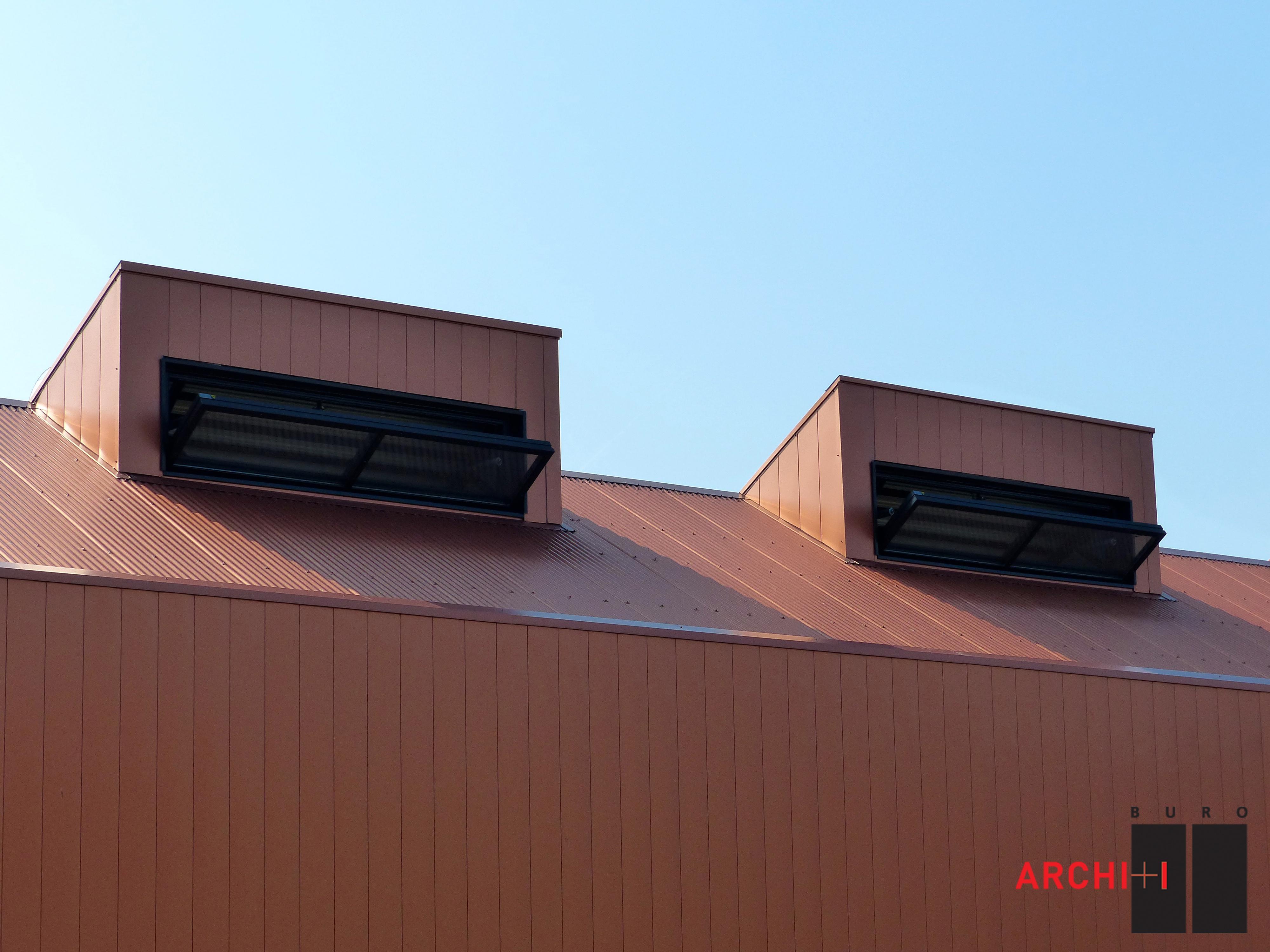 BURO II & ARCHI+I Kunst- en hoefsmederij Anderlecht