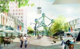 Drie combinaties geselecteerd voor NEO-project Brussel