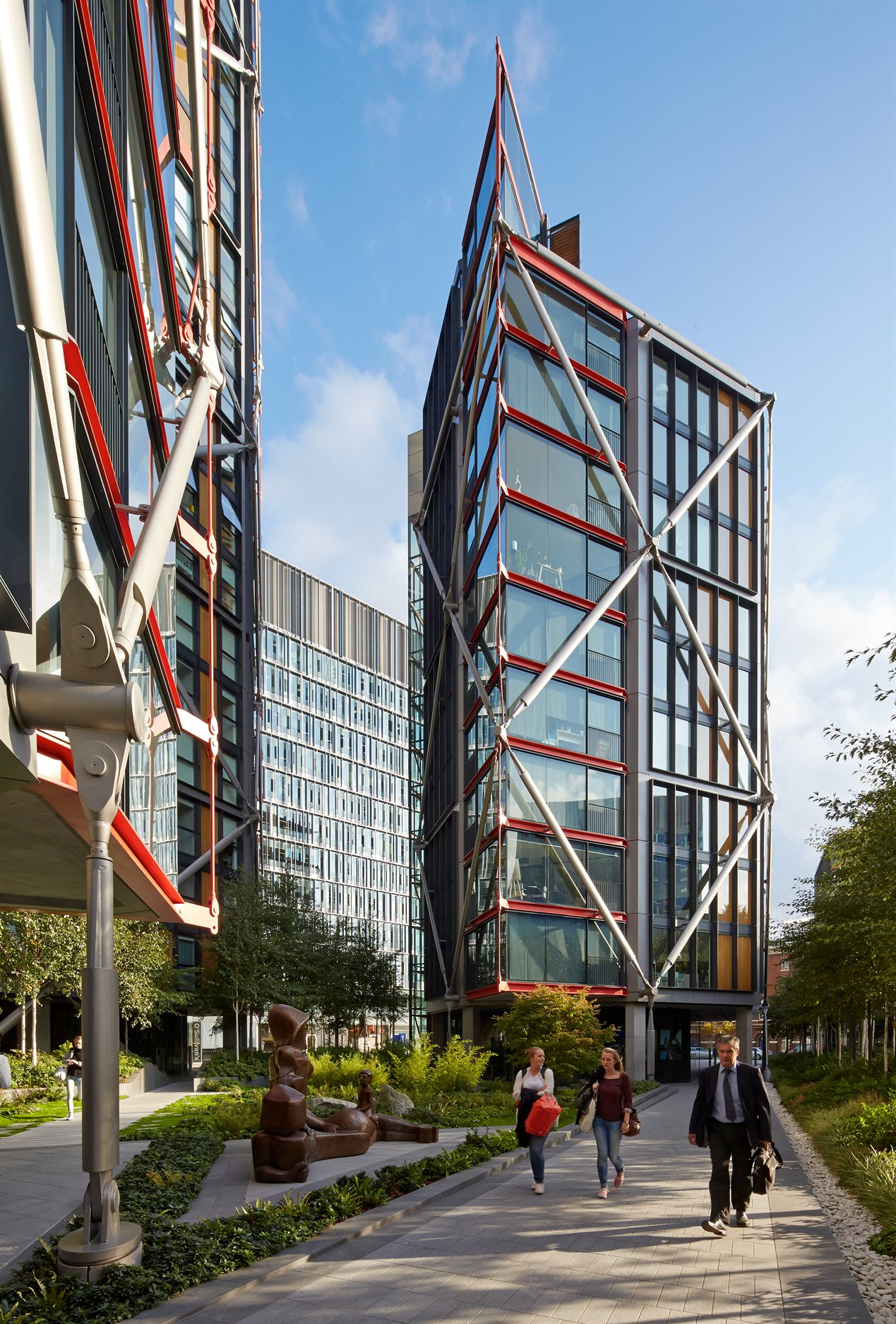 Neo Bankside Rogers Stirk Harbour _ Nom Stirling Prize 2015
