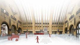 Centrale Bibliotheek Utrecht ingericht door Zecc Architecten