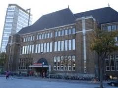 Actie voor postkantoor Neude Utrecht