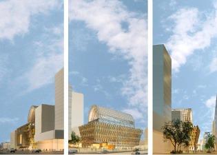 Publieksprijs categorie C Architectuurprijs Afoort, grote projecten: Eemhuis van Neutelings Riedijk Architecten