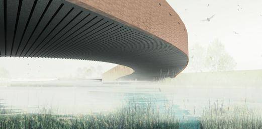 Vleermuisbrug NEXT Architects