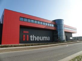 Bedrijfspand Theuma Nijkerk