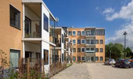 Transformatie kantoorgebouw Einsteinbaan, Nieuwegein