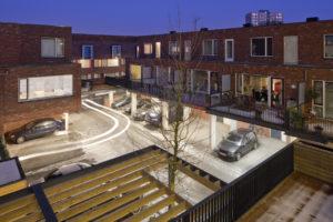 Nieuwe Vaart, Morgenstond Den Haag