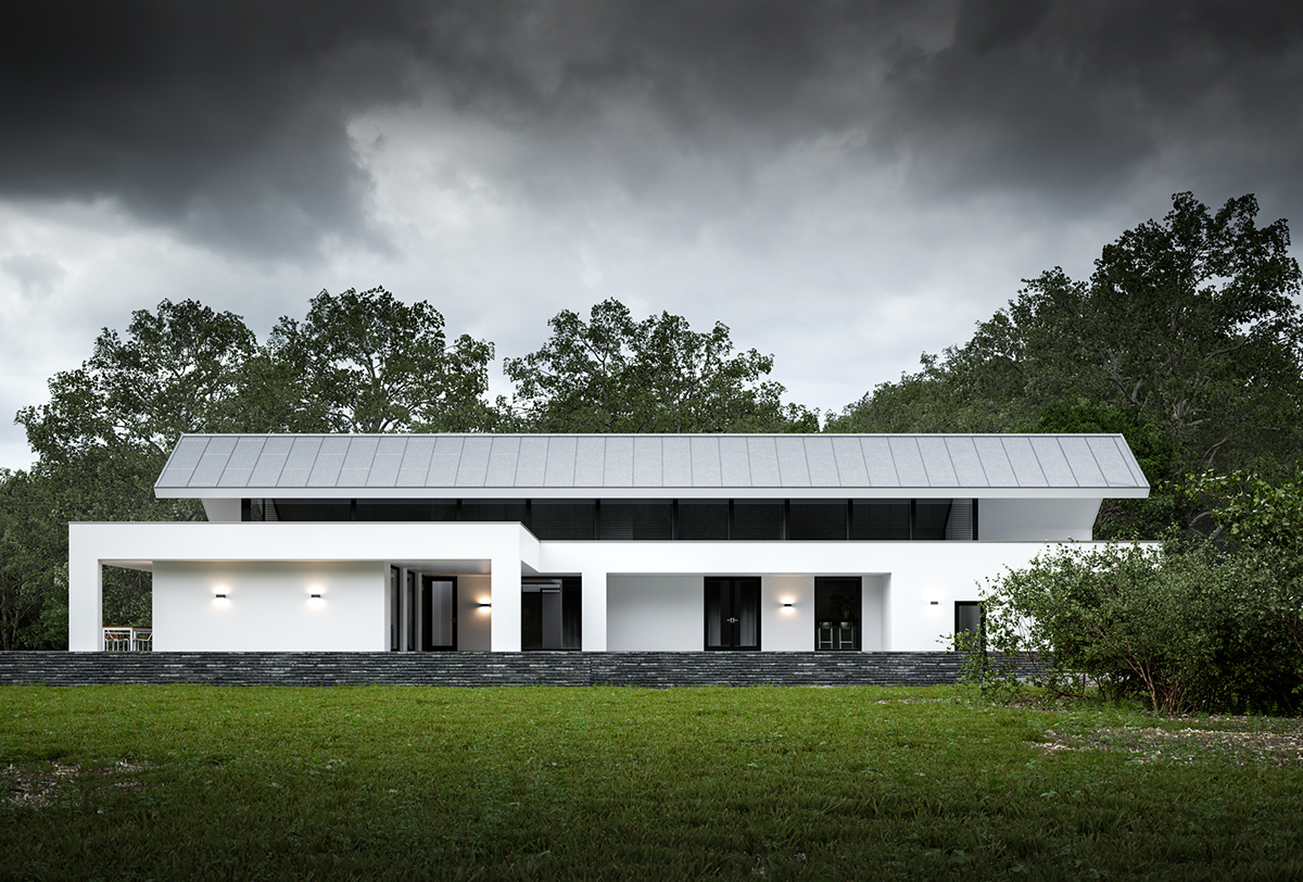 Render Ster van de Week - George Nijland van behance.net/Triple-D voor Maas Architecten