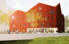 Mecanoo ontwerpt Amsterdam University College