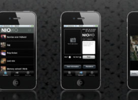 NIO architecten ontwerpt app