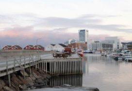 Cultureel kwartier Bodø (N) opgeleverd