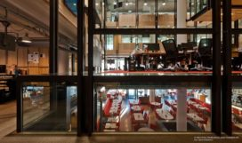 Kantoor NRC in Amsterdam