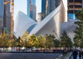Calatrava's station in NY Manhattan duurste ter wereld