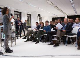 Kick-off Transformatieplein 2015
