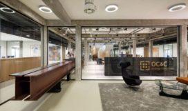 Kantoor OC&C in Rotterdam door Fokkema & Partners Architecten