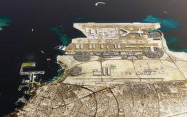 OMA ontwerpt Airport City voor Doha, Qatar