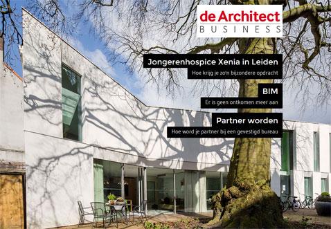 Opinie de Architect Businnes edtie 2 Merel Pit