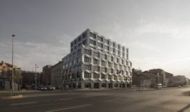 Keystone Office in Praag door EM2N, Mathias Müller, Daniel Niggli, Architekten