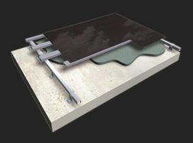 Beloopbare PV-panelen