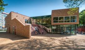 Nieuwbouw basisschool CBS Onze Wereld Rotterdam