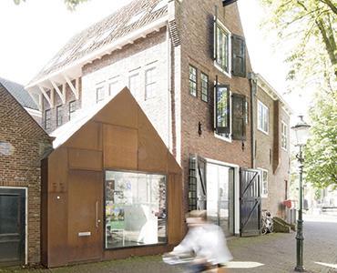 OOK Architecten Architectuurprijs Amersfoort 2014