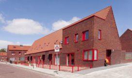 VKG nominatie; 53 woningen in Hoogezand door Zofa architecten