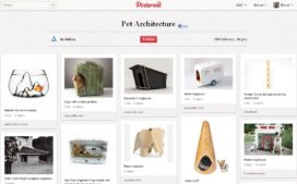 Must voor architecten: Pinterest