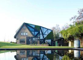 Verbouwde villa in Rotterdam
