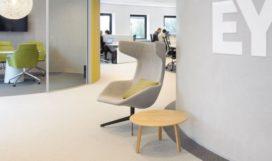 EY Utrecht door Fokkema & Partners