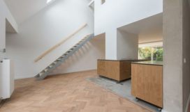 Renovatie rijtjeshuis in Wassenaar door Global Architects