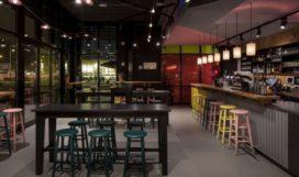 The Pool restaurant concept door Ninetynine