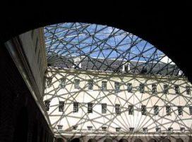 Het Scheepvaartmuseum in Amsterdam door Dok architecten