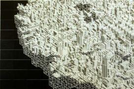 Het algoritme van de stad