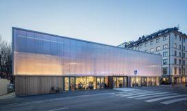 Tengbom revitaliseert buurt met tijdelijke Markthal Stockholm