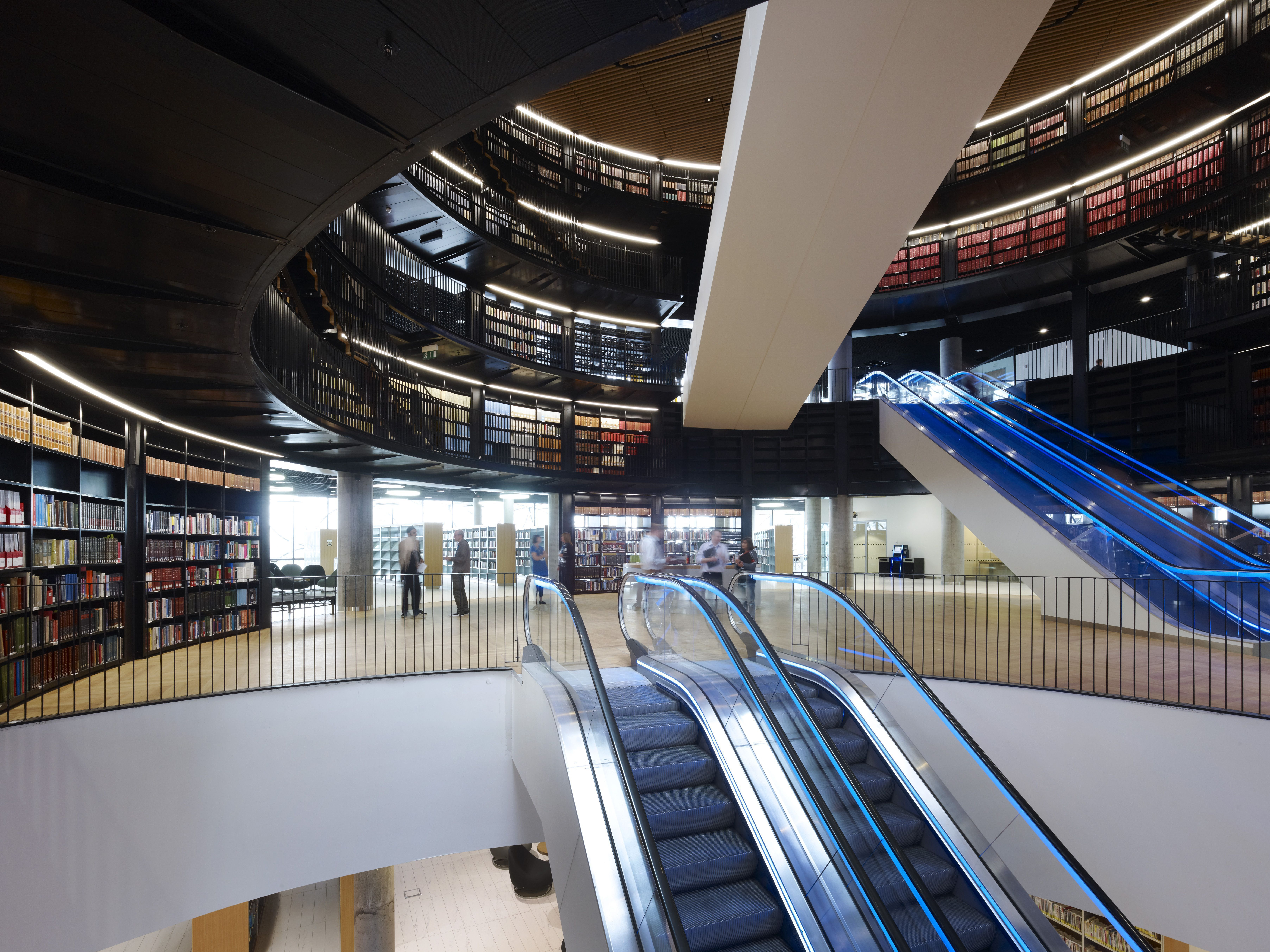 Birmingham Bibliotheek Mecanoo
