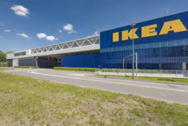 Uitbreiding IKEA Utrecht en sportfaciliteiten