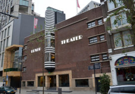 Oude Luxor Theater Rotterdam