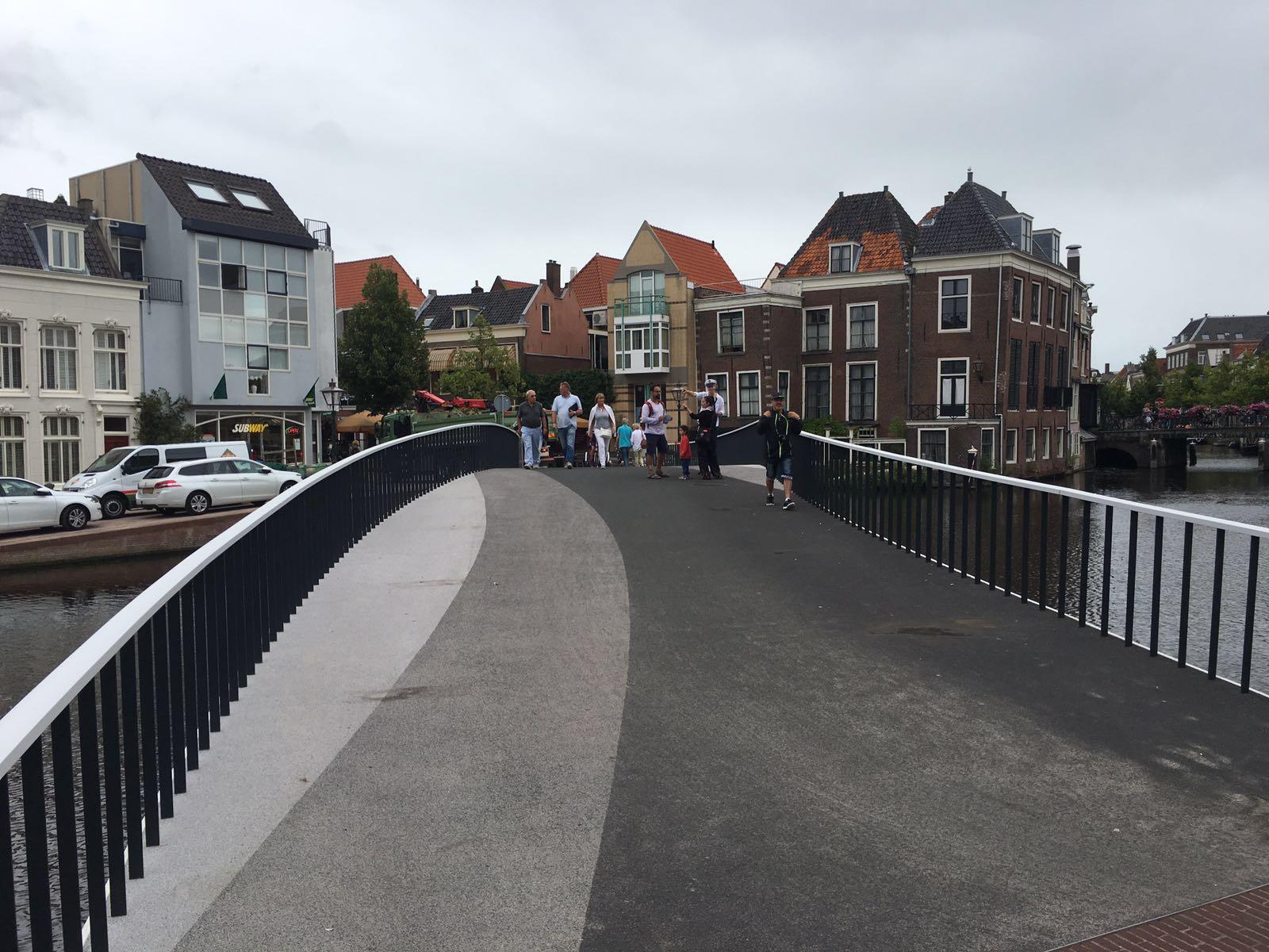 Gebr Schouls Brugdek Catharinabrug Leiden