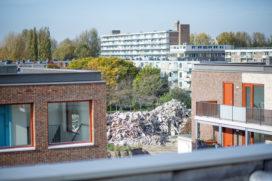 Woonboulevard voor herbruikbare bouwmaterialen