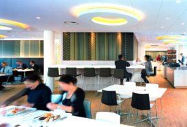 Kantoor Aramco in Den Haag door GROUP A